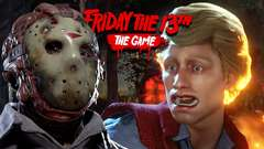 KILL THEM ALL! - Friday the 13th Gameplay Part 2