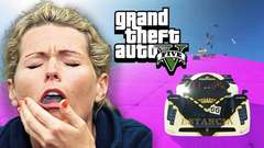 GAG REFLEX - GTA 5 Gameplay (barely)