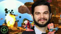 Worms W.M.D. with Samm Levine