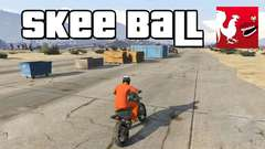 GTA V - Skee Ball