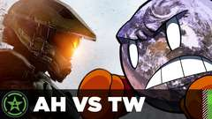 Halo 5 - Achievement Hunter VS the World
