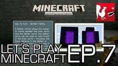 Let's Play Minecraft Part 7