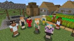 Females in Minecraft