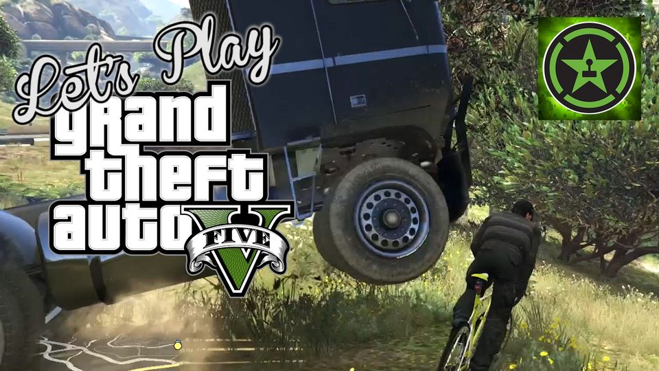 Let's Play - GTA V - Hasta La Vista