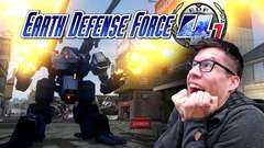 MOBILE SUIT DUMDUM - Earth Defense Force 4.1 Gameplay Part 4