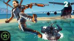 Let's Watch - Just Cause 3: Bavarium Sea Heist - Part 2