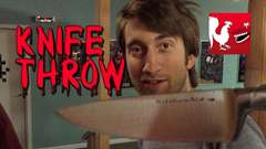Gavin Free: Knife Thrower