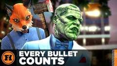 GTA V – Every Bullet Counts