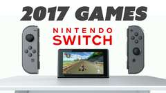 Nintendo Switch NEW GAMES for 2017! Is It Enough?