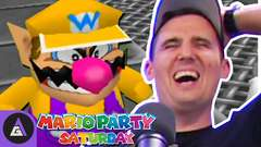 Mario Party Saturday - We're All Wizards - Mario Party 2