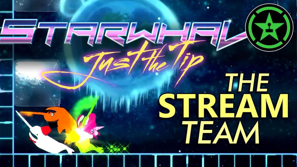 Starwhal: Just the Tip Gameplay