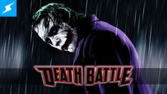 The Joker Laughs into DEATH BATTLE!