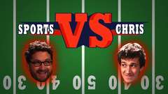Chris vs. Sports