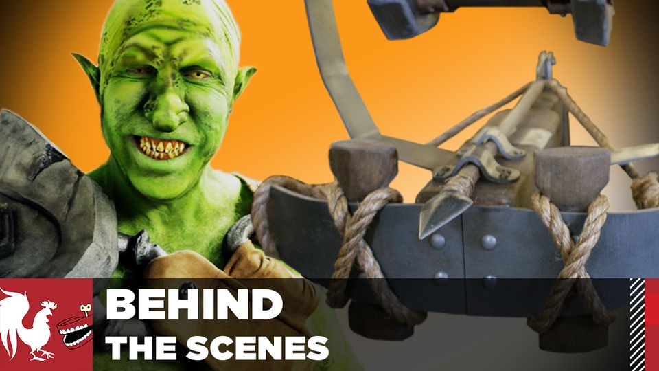 Behind The Scenes: Orcs Must Live