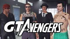 AVENGERS GET HACKED - GTA 5 Gameplay