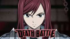 Erza Scarlet Gets Equipped for DEATH BATTLE!
