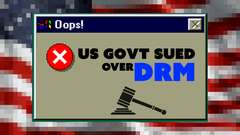 US Government SUED Over DRM?