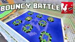 Minecraft - Bouncy Battle