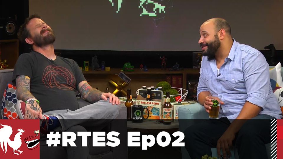 Featuring Geoff Ramsey - Episode 2