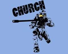 churchlazer