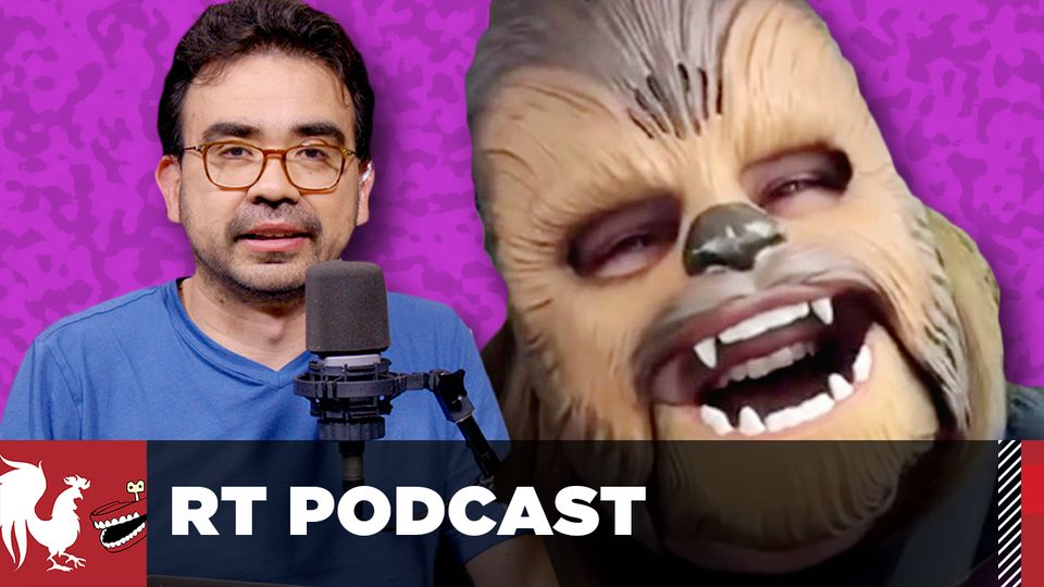 The Chewbacca Conversation – #377