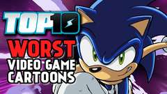 Worst Cartoons based on Video Games