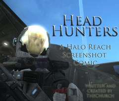 HeadHunters - A Halo REACH Webcomic