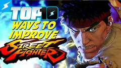 Top 10 Ways To Improve Street Fighter 5