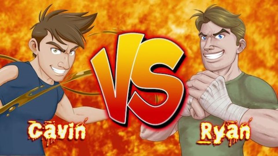 VS Episode 19 - Gavin vs Ryan