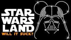 Star Wars Land LAME?