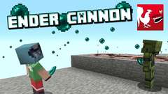 Minecraft - Ender Cannon