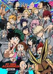 My Hero Academia Season 2 (same day dubbing)