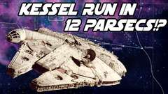 Why is the Millennium Falcon so FAST!?