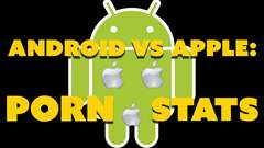 Android vs iOS: Porn Stats