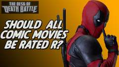 Should ALL Comic movies be rated R?