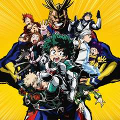 FSSotW: Cole - My Hero Academia