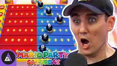 Mario Party Saturday - WHO'S TIME? MY TIME! - Mario Party 4