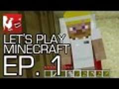 The First Minecraft Let's Play