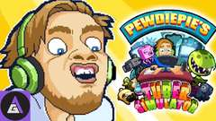 Pewdiepie's Tuber Simulator: Sex, Boobs & Weather