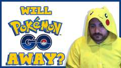 WILL POKEMON GO AWAY? - Dude Soup Podcast #79