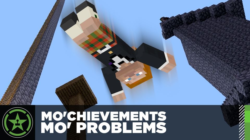 Minecraft – Episode 203 – Mo'Chievements, Mo' Problems