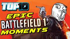 EPIC Battlefield 1 Moments