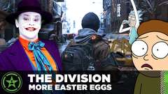 The Division – The Joker, Rick and Morty, and Tom Clancy Easter Eggs