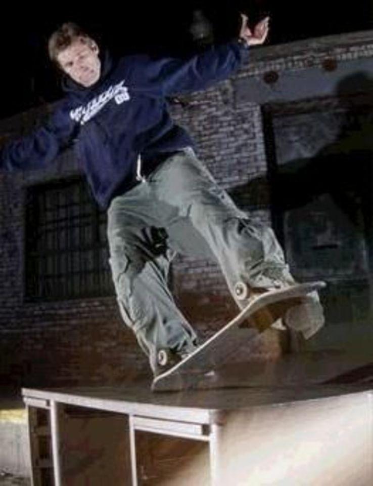 skateboarding history 20 page essay