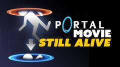Portal Movie STILL ALIVE