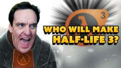 WHO'S MAKING HALF-LIFE 3? - Dude Soup Podcast #131