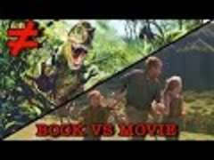 Jurassic Park Book Differences