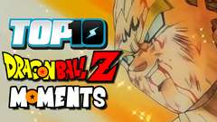 Dragon Ball Z Moments!
