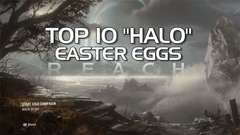 Top 10 Halo Easter Eggs (of all time)