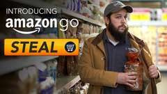 Amazon Go: Just Steal Stuff